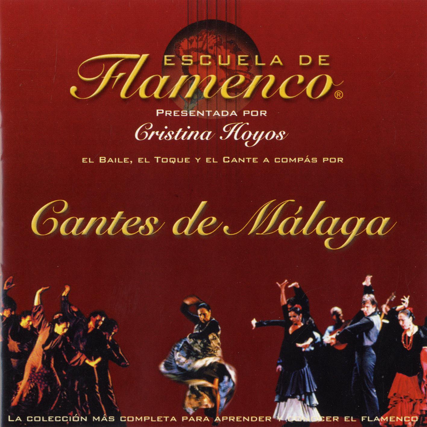 Cristina Hoyo mejores canciones para aprender a bailar flamenco