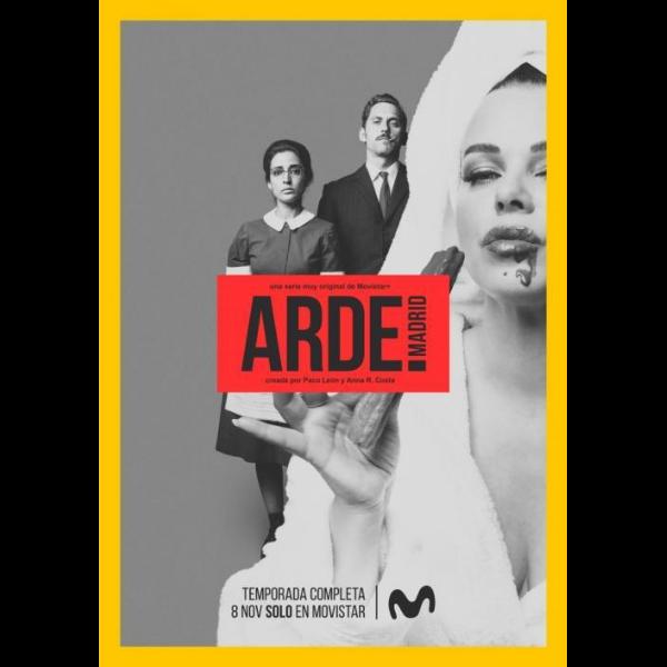 musica original para películas Arde Madrid