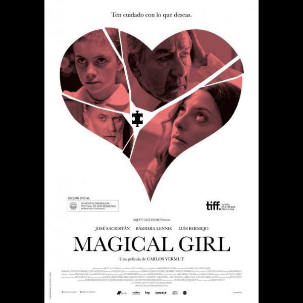 MAGICAL GIRL licencia musica para peliculas